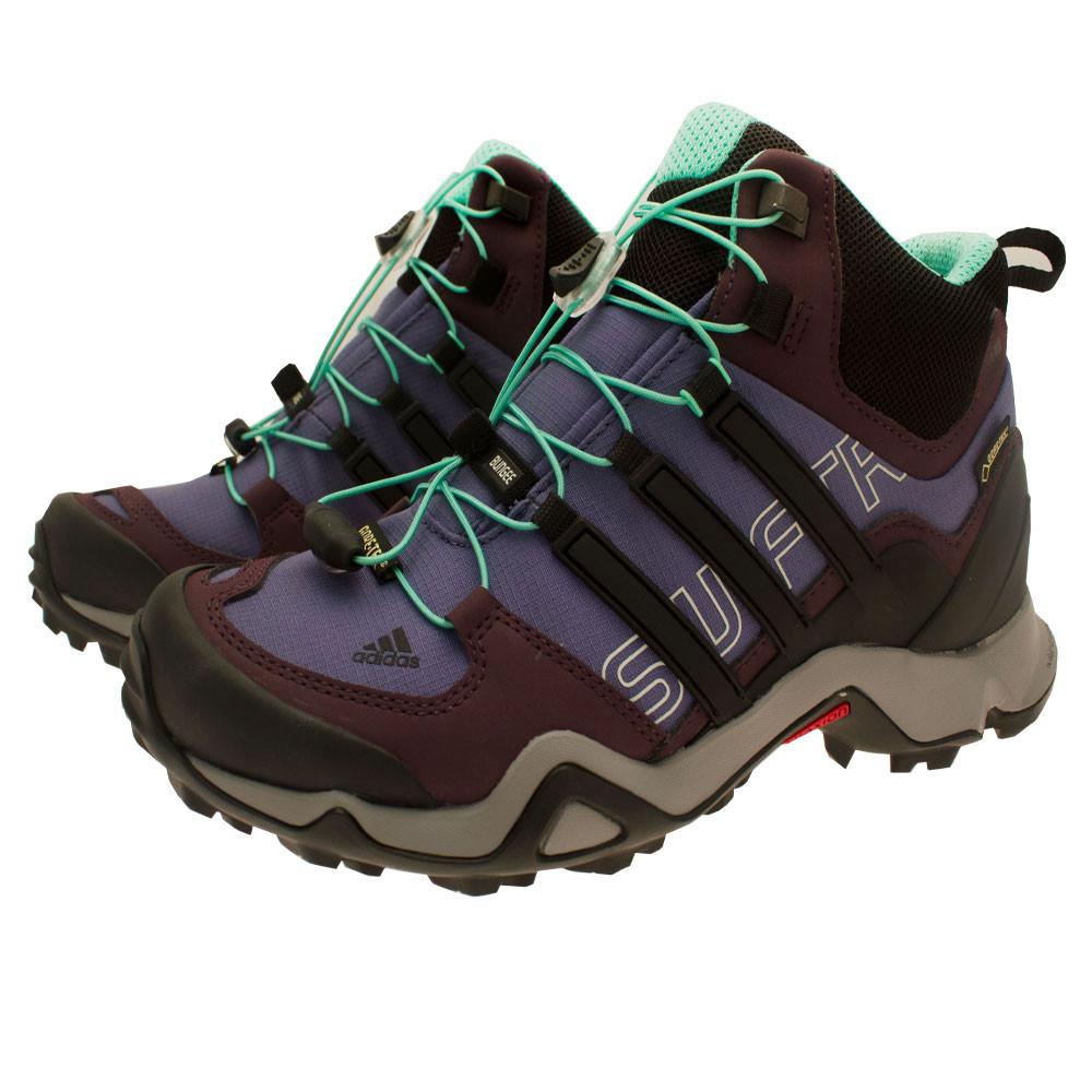 adidas terrex swift r mid gtx women 39 s walking boots ss16. Black Bedroom Furniture Sets. Home Design Ideas