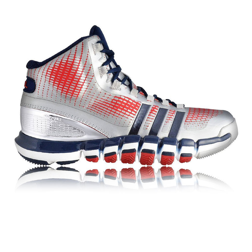 Adidas Adipure Crazyquick   Basketball Shoes