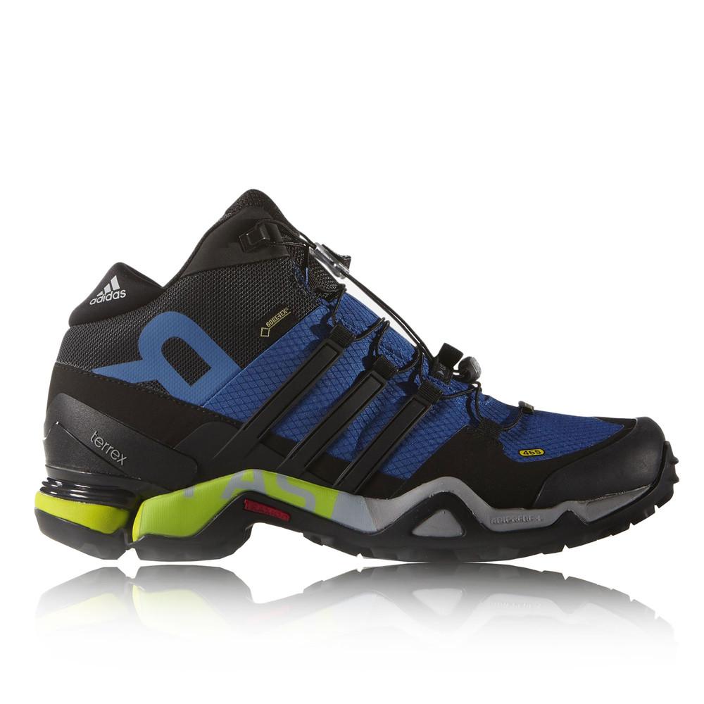 adidas terrex fast r gtx mid walking shoes ss16 50. Black Bedroom Furniture Sets. Home Design Ideas