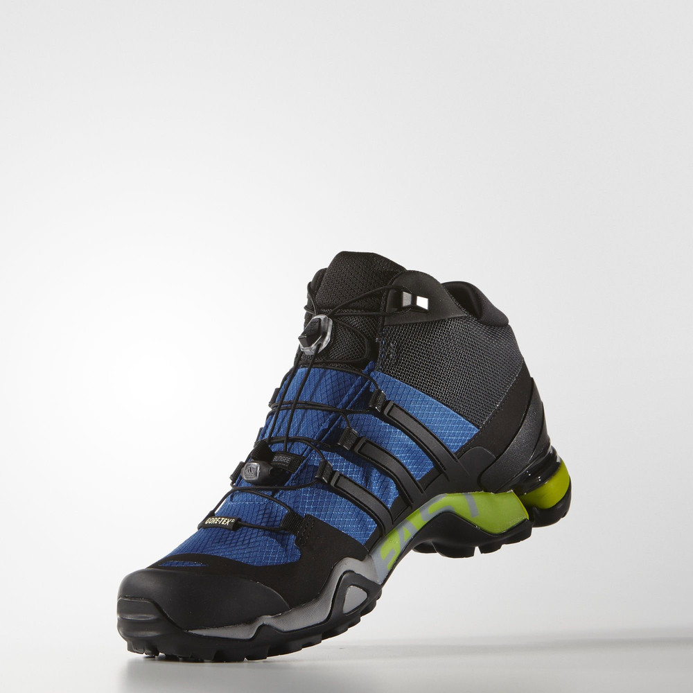 adidas terrex fast r gtx mid walking shoes ss16 50 off. Black Bedroom Furniture Sets. Home Design Ideas