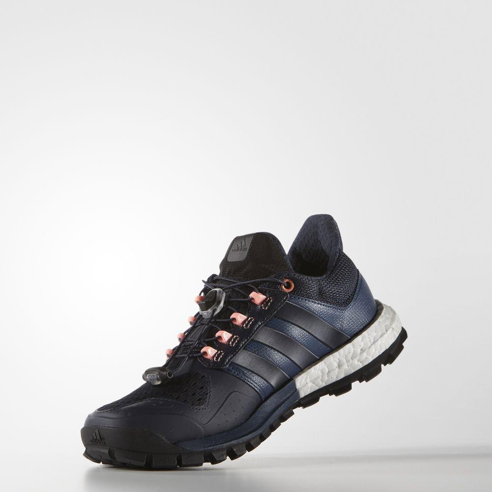 Adidas Adistar Raven Boost Trail Running Shoes