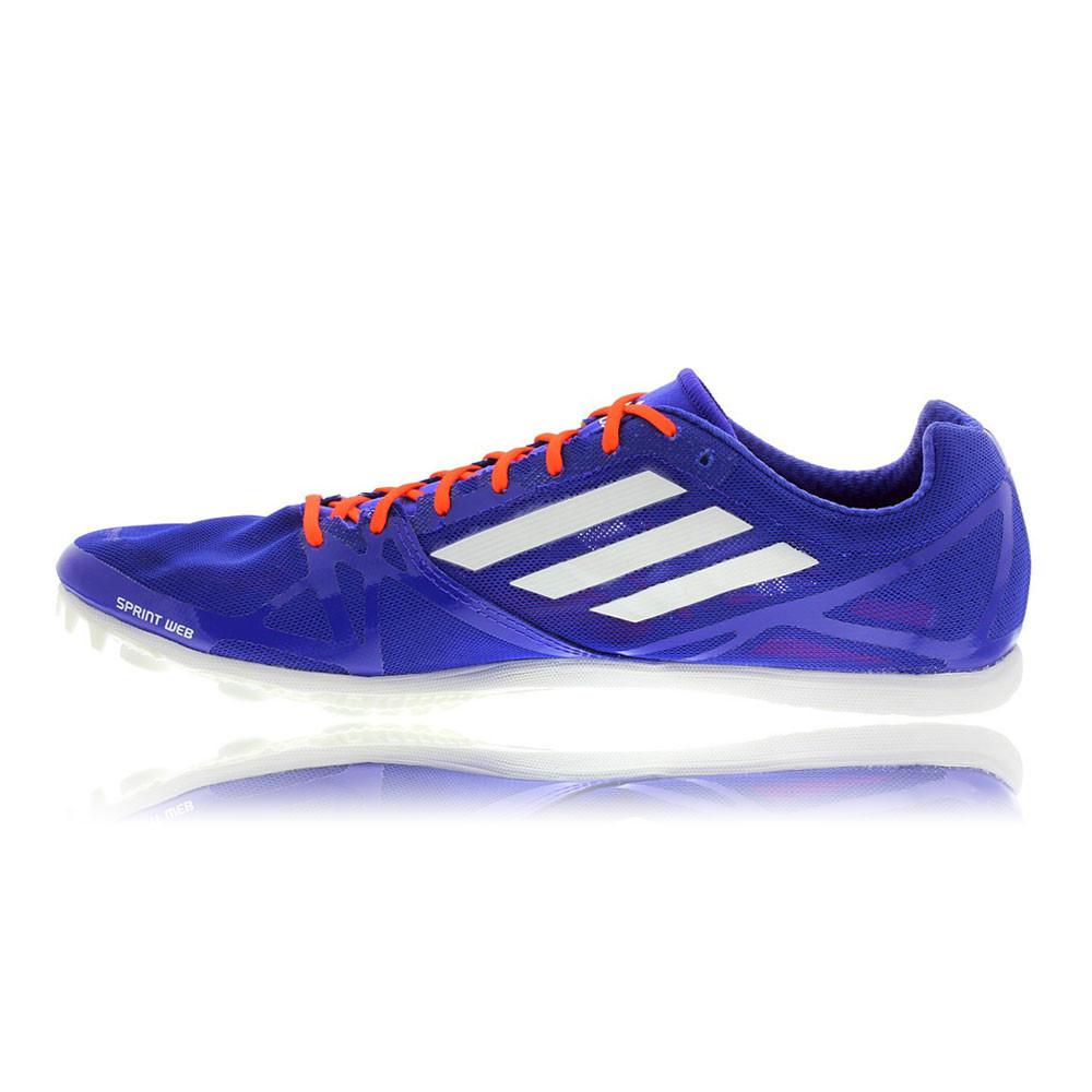 Adidas Adizero Avanti  Yellow Running Shoe