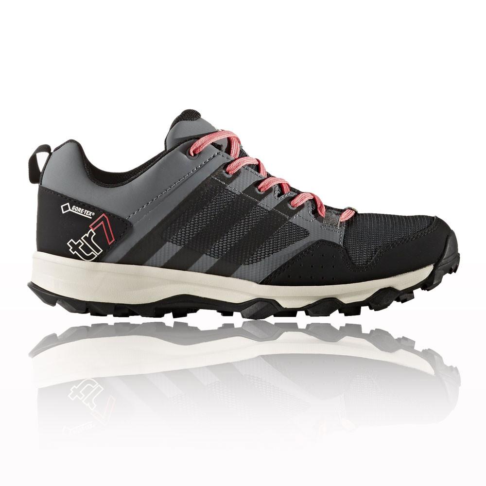 Adidas Kanadia 7 TR Womens Grey Black Gore Tex Waterproof