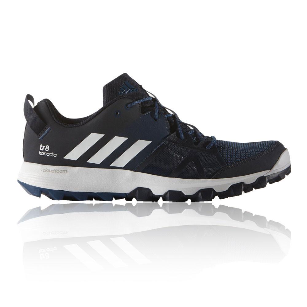 Adidas Aw Mens Kanadia Tr  Trail Running Shoes