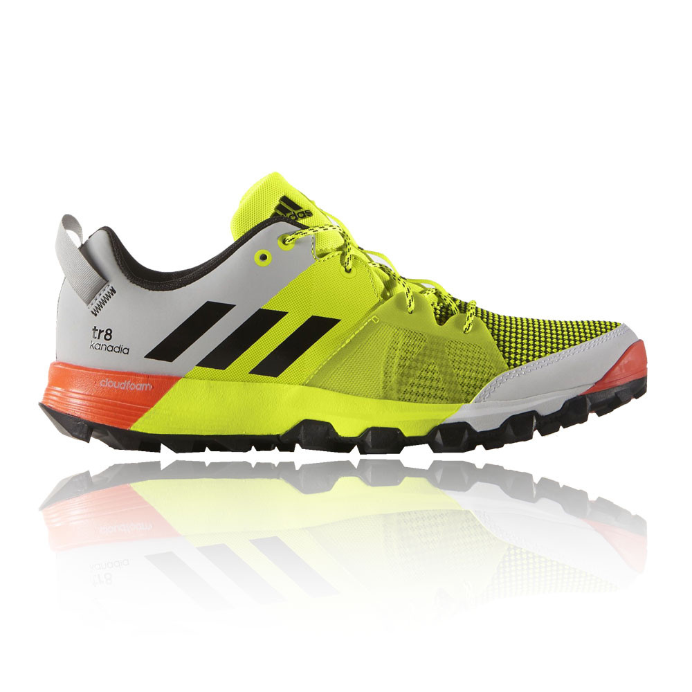 Adidas Aw Mens Kanadia Tr  Trail Running Shoes