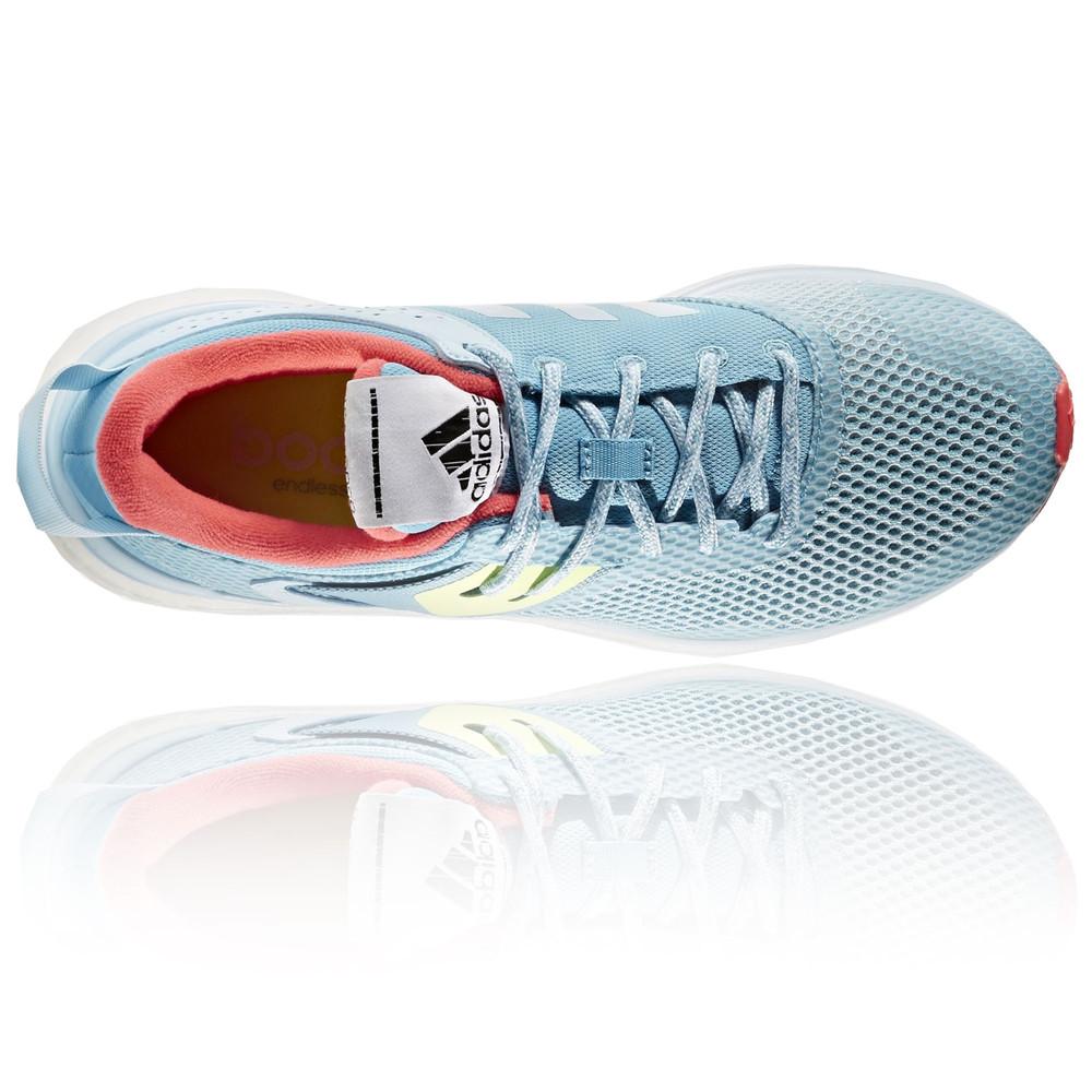 size 40 107f7 4b078 Adidas Response 3 Mujer Azul Running Carretera Deporte Zapatos Zapatillas  Casual