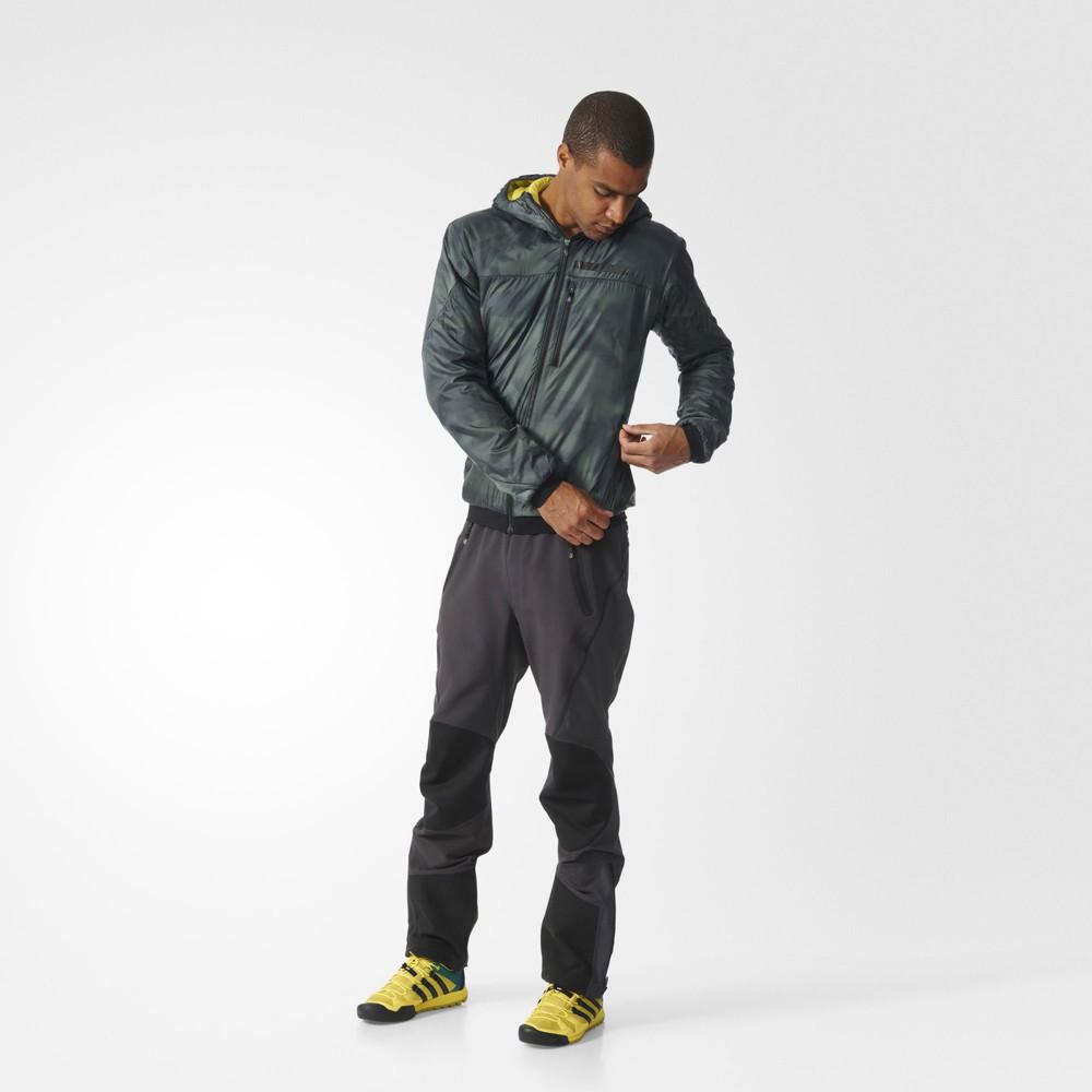 Adidas Terrex Radical Hooded Running Jacket