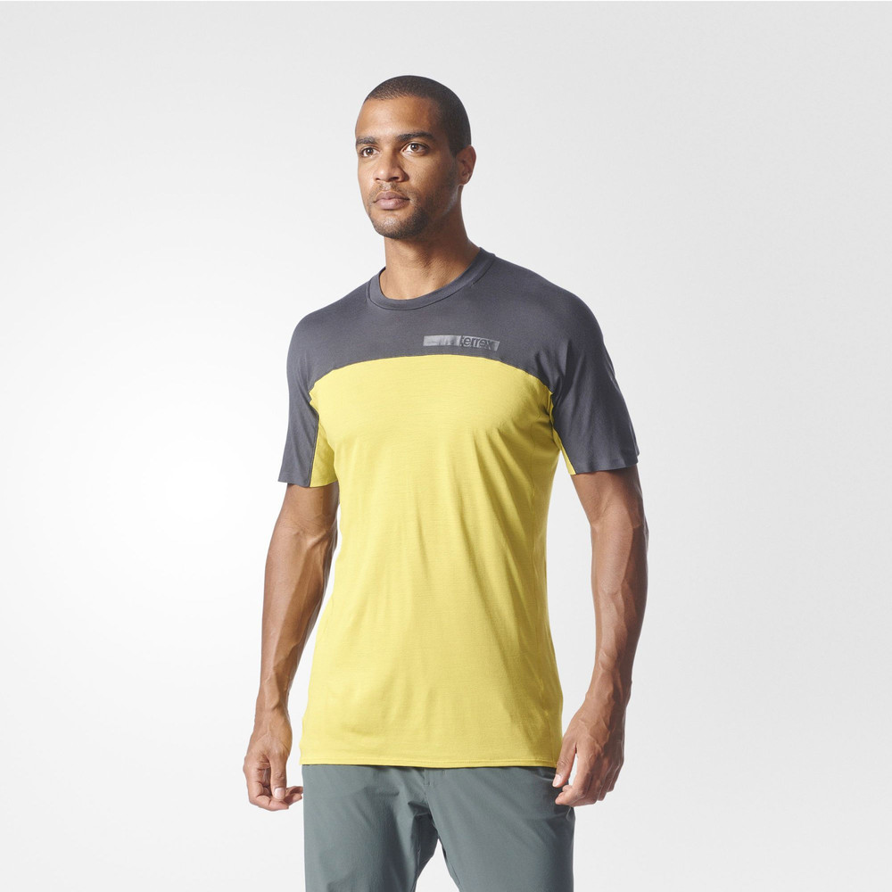 adidas terrex solo running t shirt. Black Bedroom Furniture Sets. Home Design Ideas