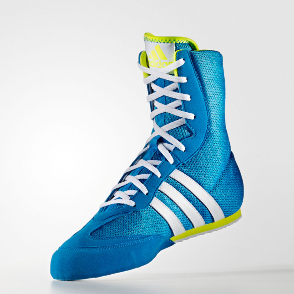 S Boxing Adidas Shoes In Blue