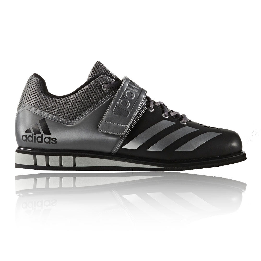 Adidas Powerlift   Mens Weightlifting Shoes Black