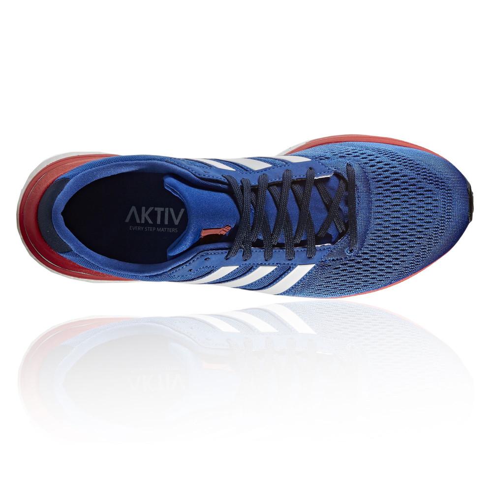 adidas jogging schuhe herren blau