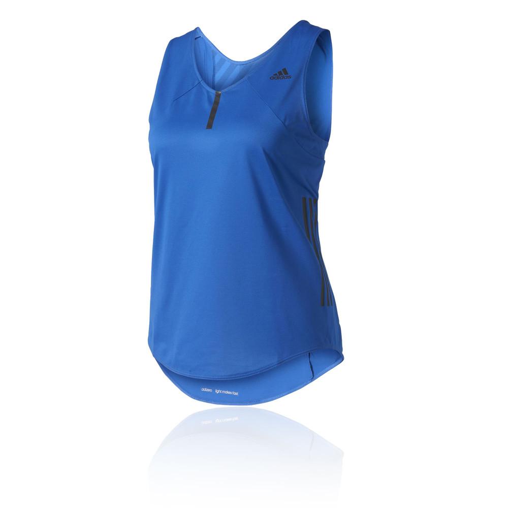 camiseta adidas running mujer