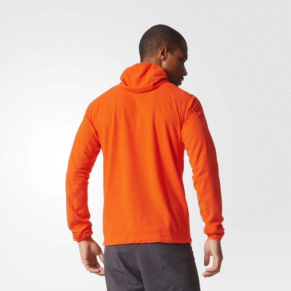 sudaderas naranjas hombre adidas
