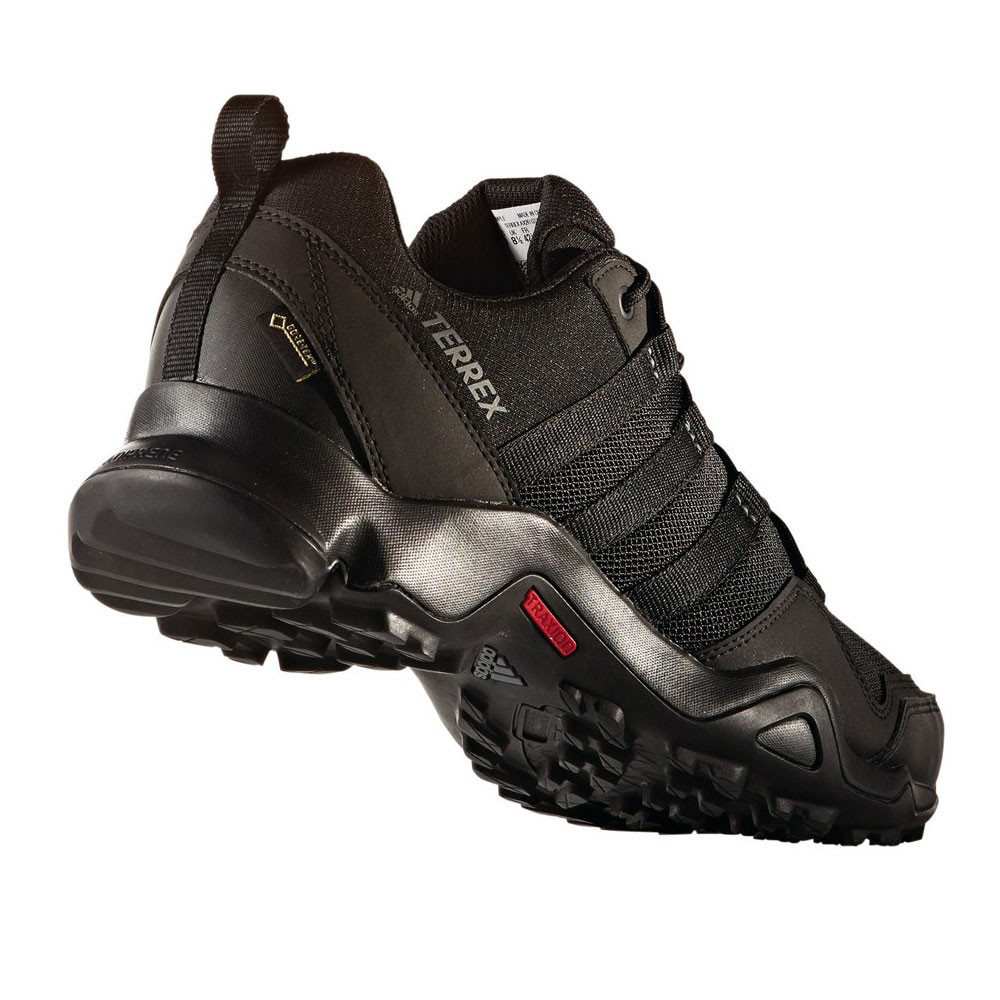 4c7a15a1ae4eaa Adidas Terrex AX2R Mens Black Gore Tex Waterproof Walking Trekking ...
