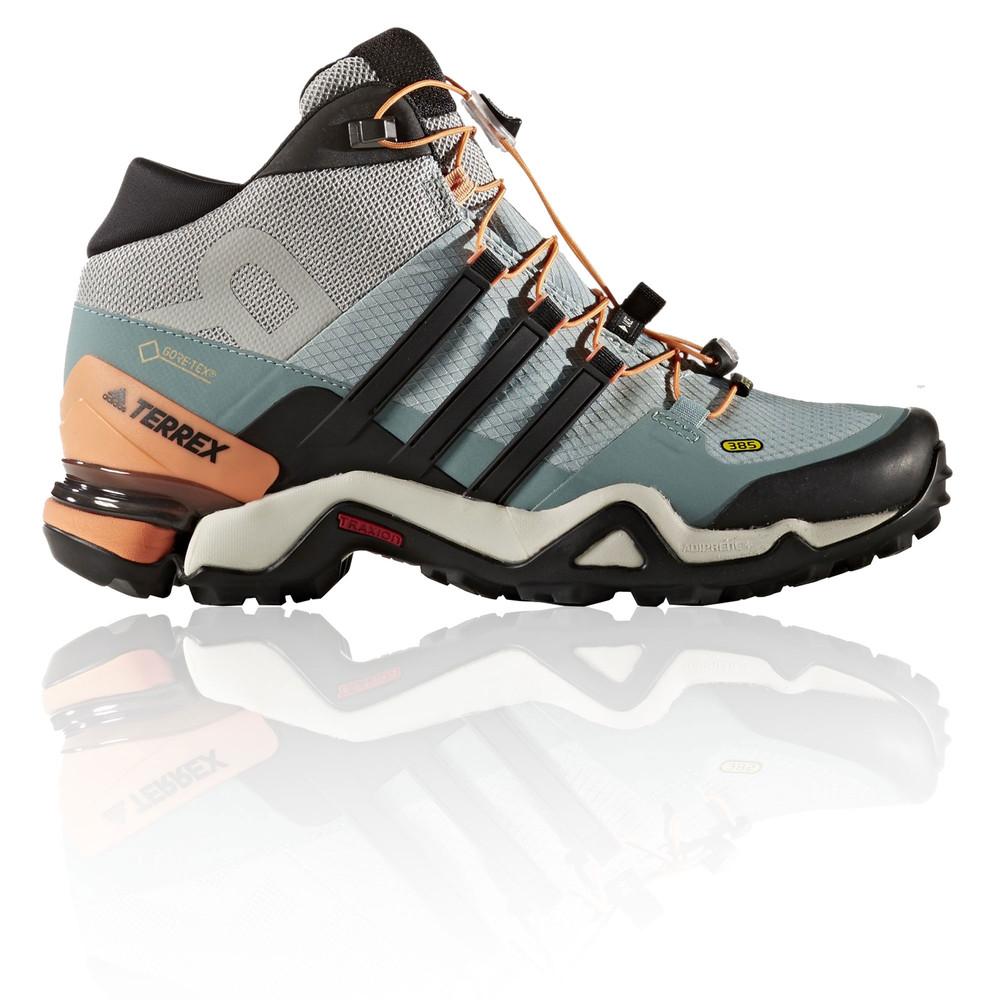 adidas terrex fast r mid gore tex women 39 s walking shoes. Black Bedroom Furniture Sets. Home Design Ideas