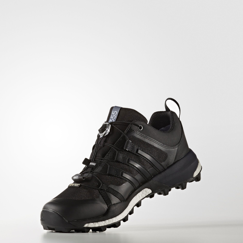 best website da775 369ff Adidas-Terrex-Skychaser-Mens-Black-Gore-Tex-Waterproof-