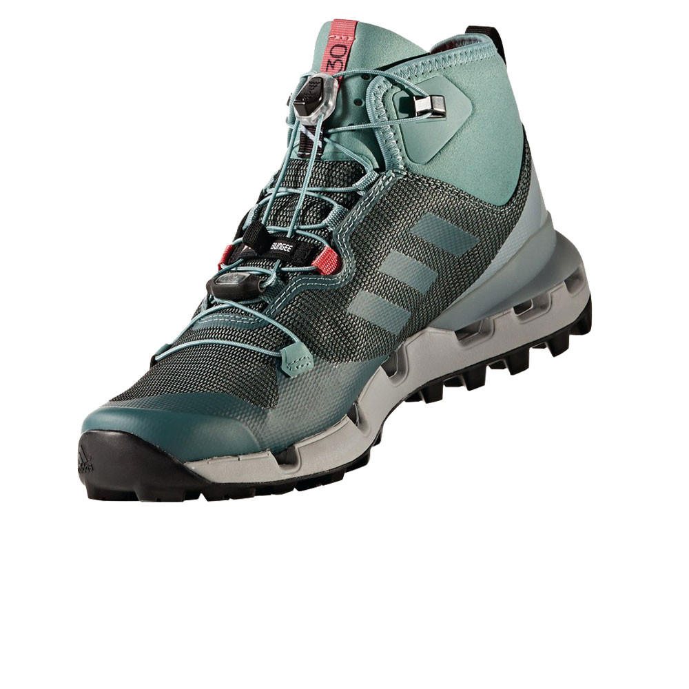adidas Women's Terrex Fast Mid Gore-Tex Hiking Boot bPaWMs