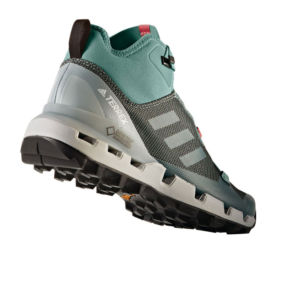 ... Adidas Terrex Fast Mid Gore-Tex Surround Women's Walking Boots - AW17
