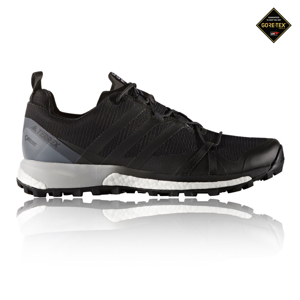 Mens Adidas Trail Shoes Black