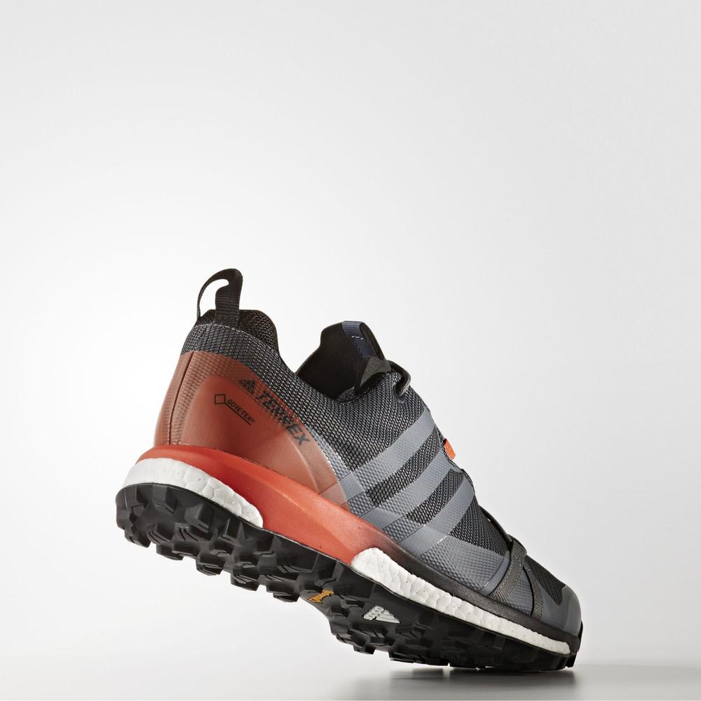 Adidas Men S Terrex Agravic Hiking Shoes Grey