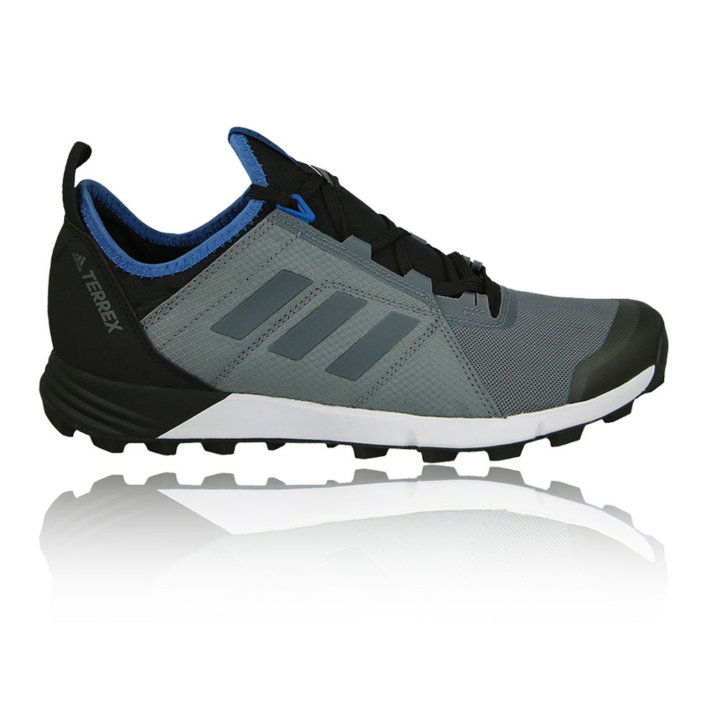 Adidas Terrex Agravic Speed Mens Grey Running Sneakers ...