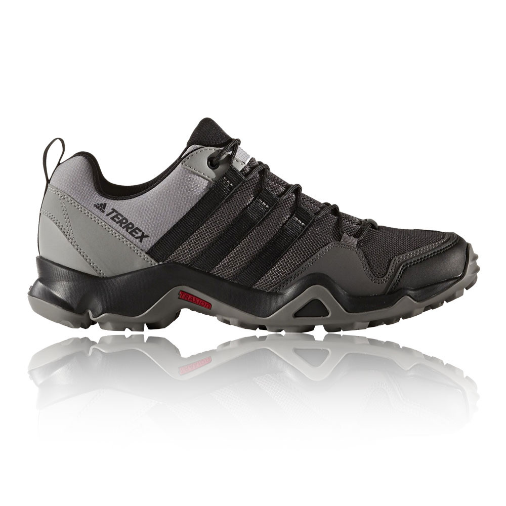 check out 90aaa 02bbf Details about Adidas Terrex AX2R Mens Grey Outdoors Walking Trekking Hiking  Shoes