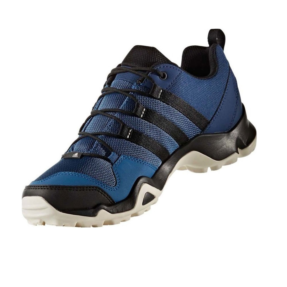 Adidas-Terrex-AX2R-Mens-Blue-Outdoors-Walking-Trekking-