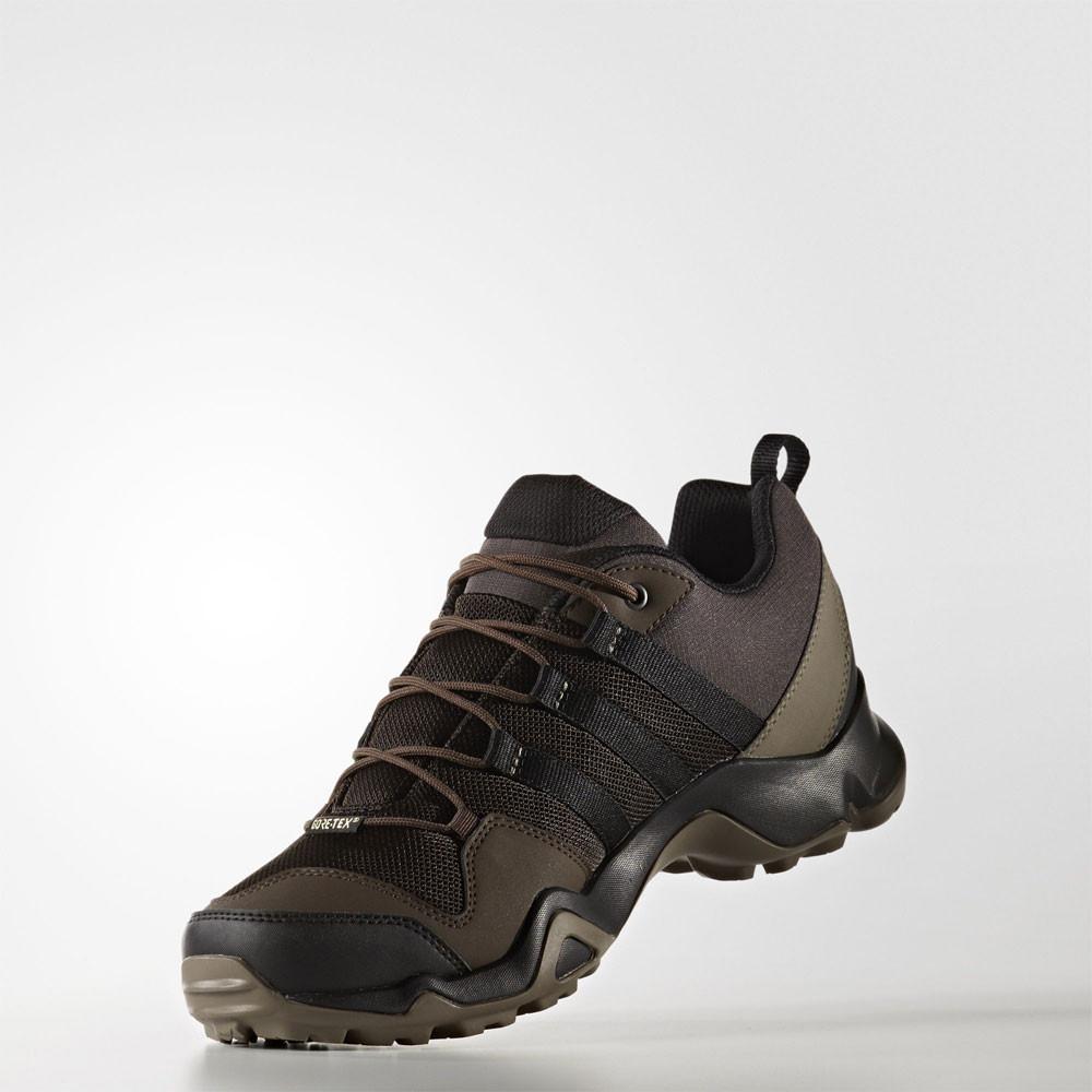 Adidas Terrex AX2R Mens Brown Waterproof Gore Tex Walking