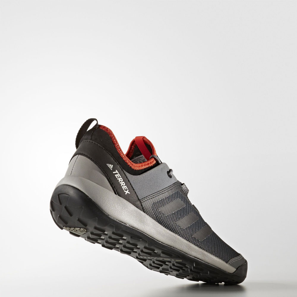 Adidas Shoes - Terrex Swift Solo Grey Black