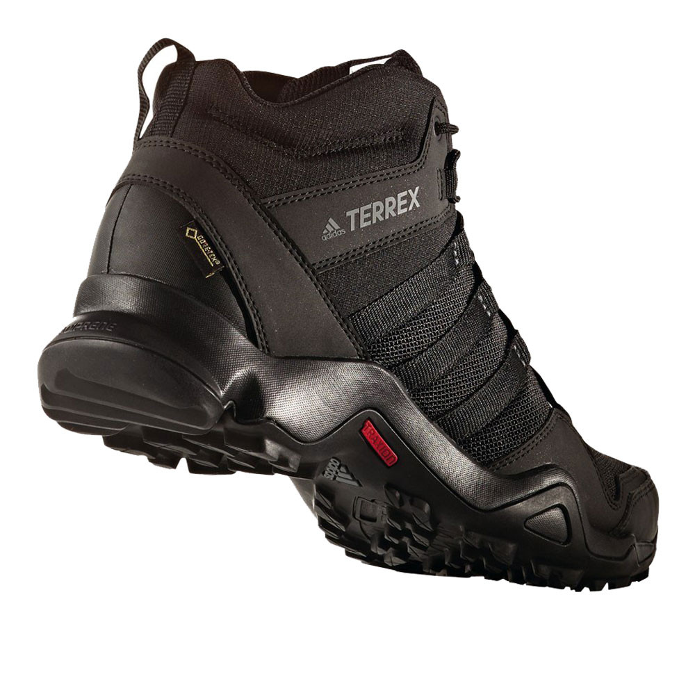 adidas terrex ax2r mid mens black waterproof tex