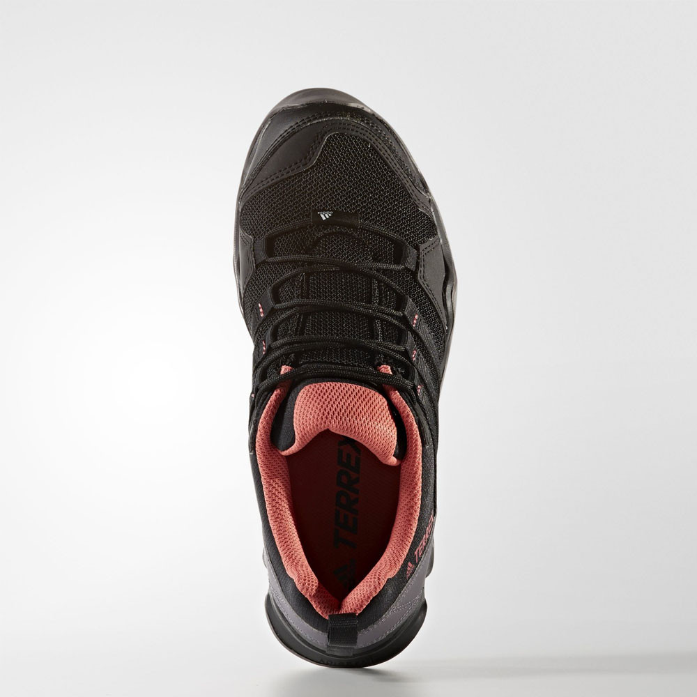 adidas ax2r damen schuhe trekkingschuhe outdoorschuhe wanderschuhe schwarz ebay. Black Bedroom Furniture Sets. Home Design Ideas