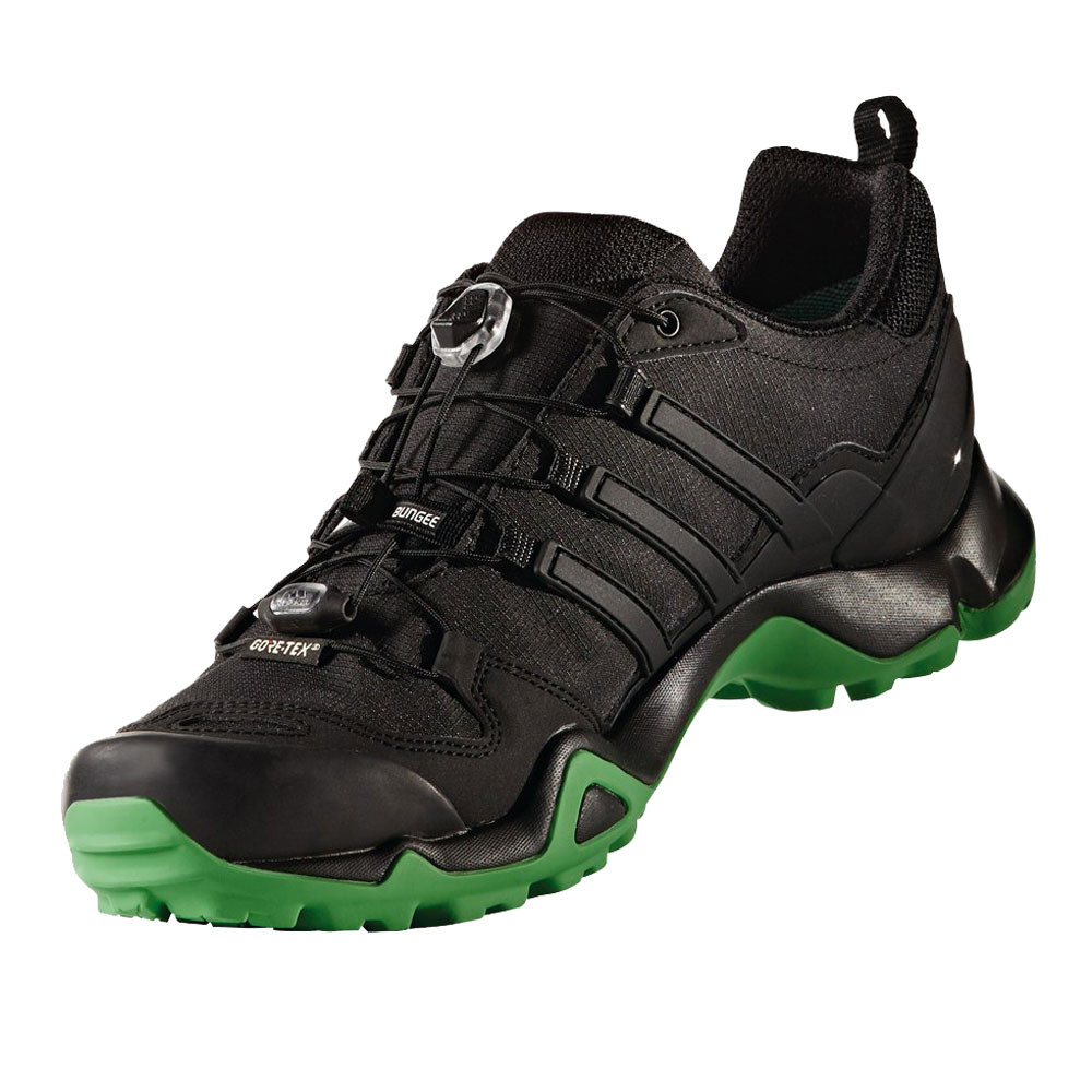 Adidas Hiking Shoes Green