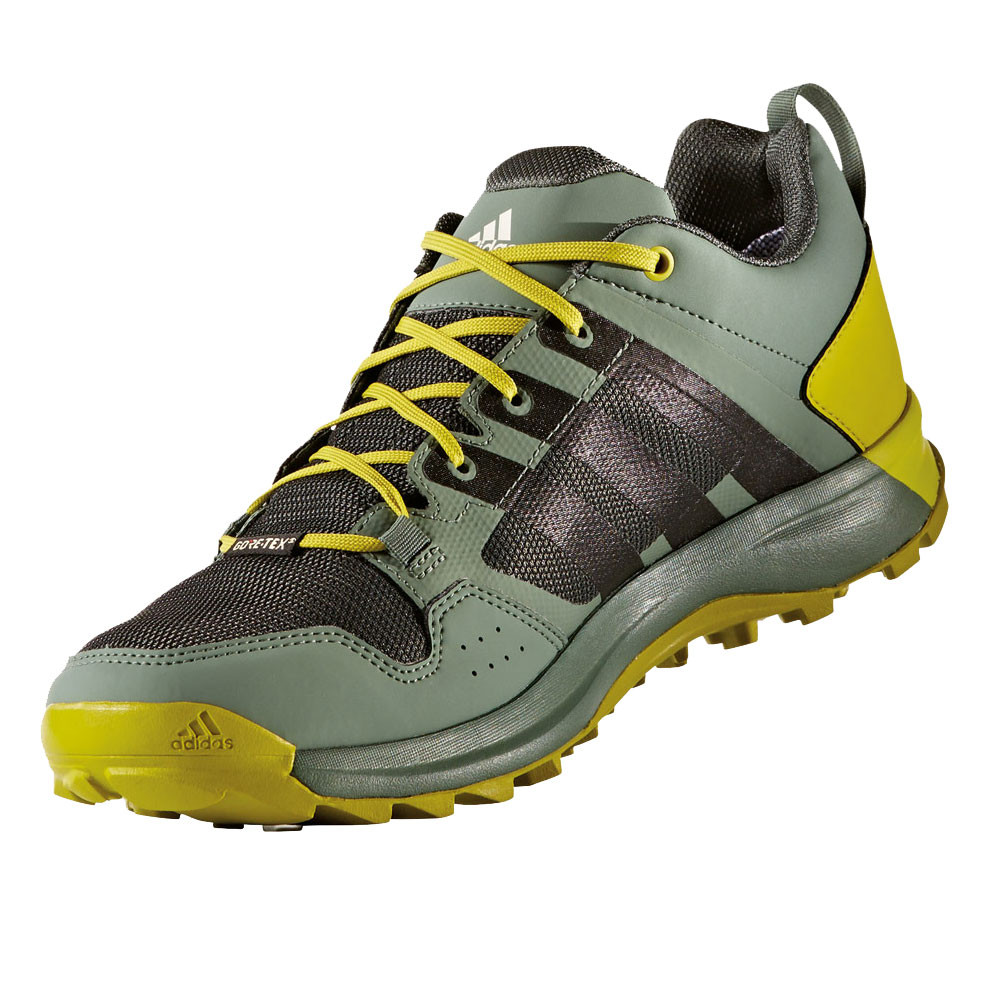 Mens Yellow Gore Tex Shoes