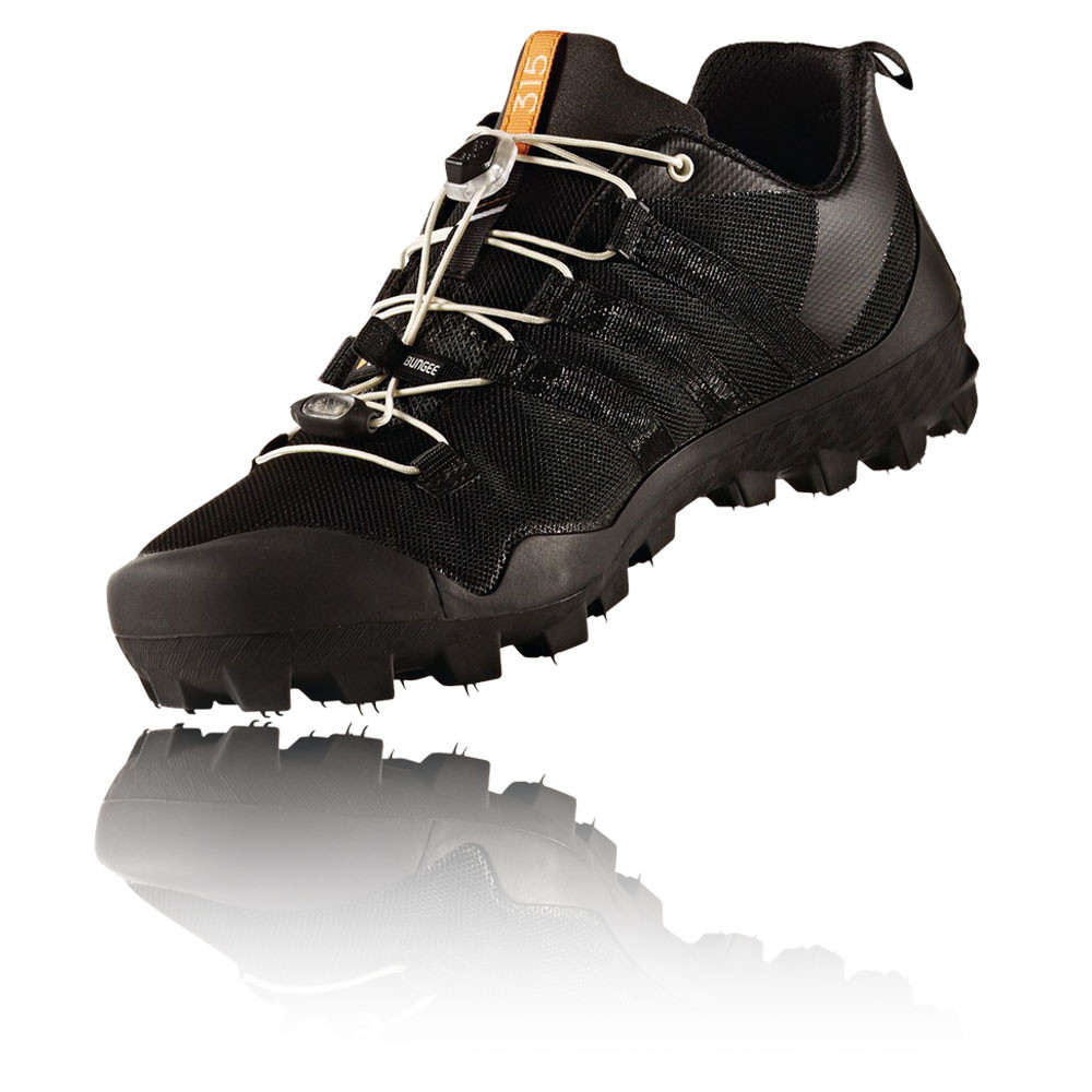 on feet at on sale cute Details about Adidas Terrex X King Mens Black Trail Running Sports Shoes  Trainers Pumps