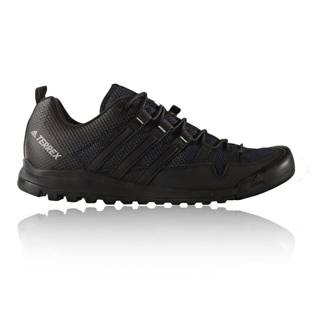 Mens Adidas Outdoors Shoes Black