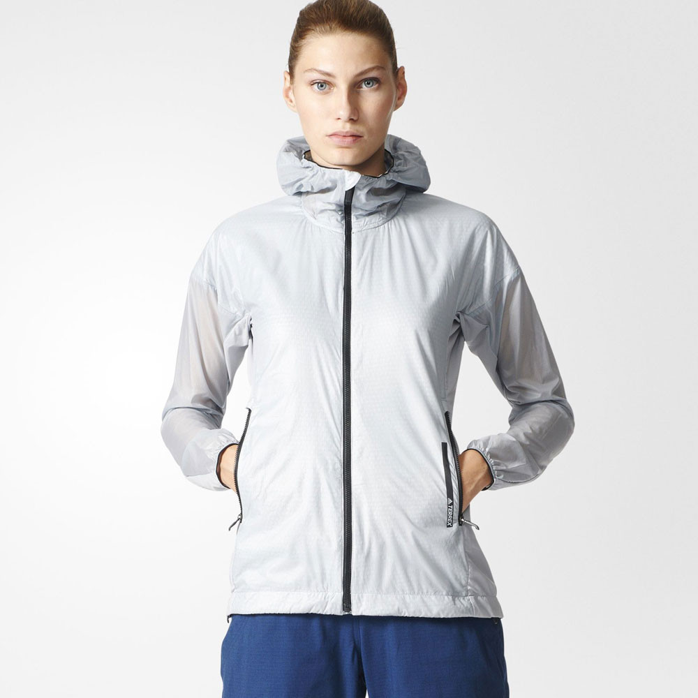 Adidas sports jacket womens