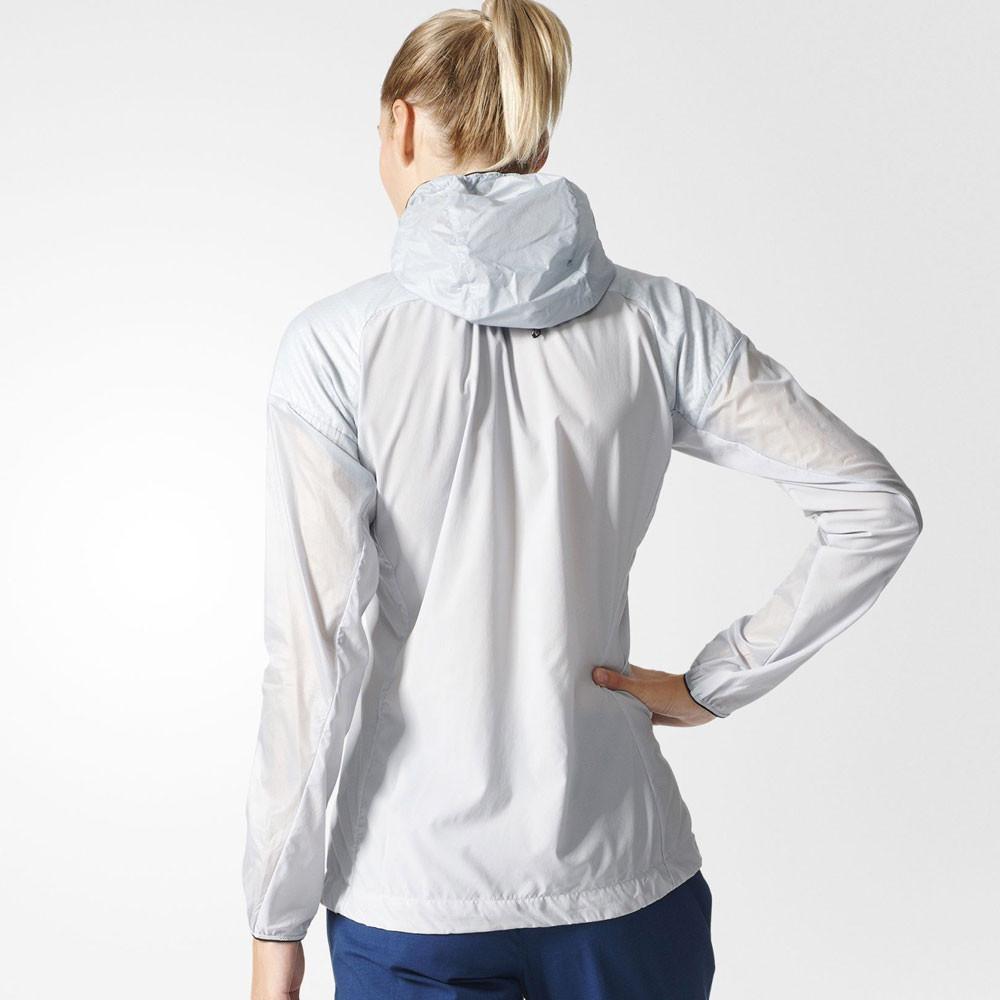 1e407c1b08c7d ... adidas TERREX Agravic Alpha Shield Women s Hooded Running Jacket ...