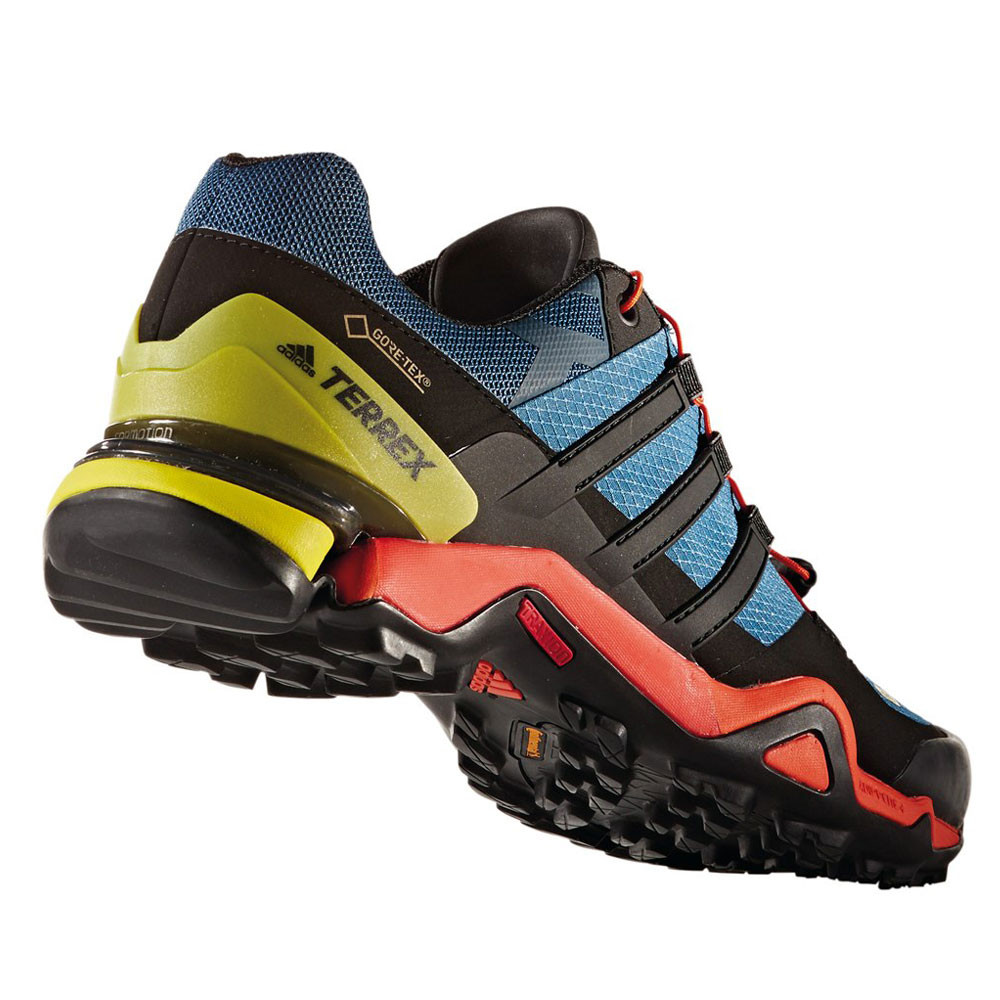 adidas terrex fast r gore tex walking shoes aw17 40. Black Bedroom Furniture Sets. Home Design Ideas
