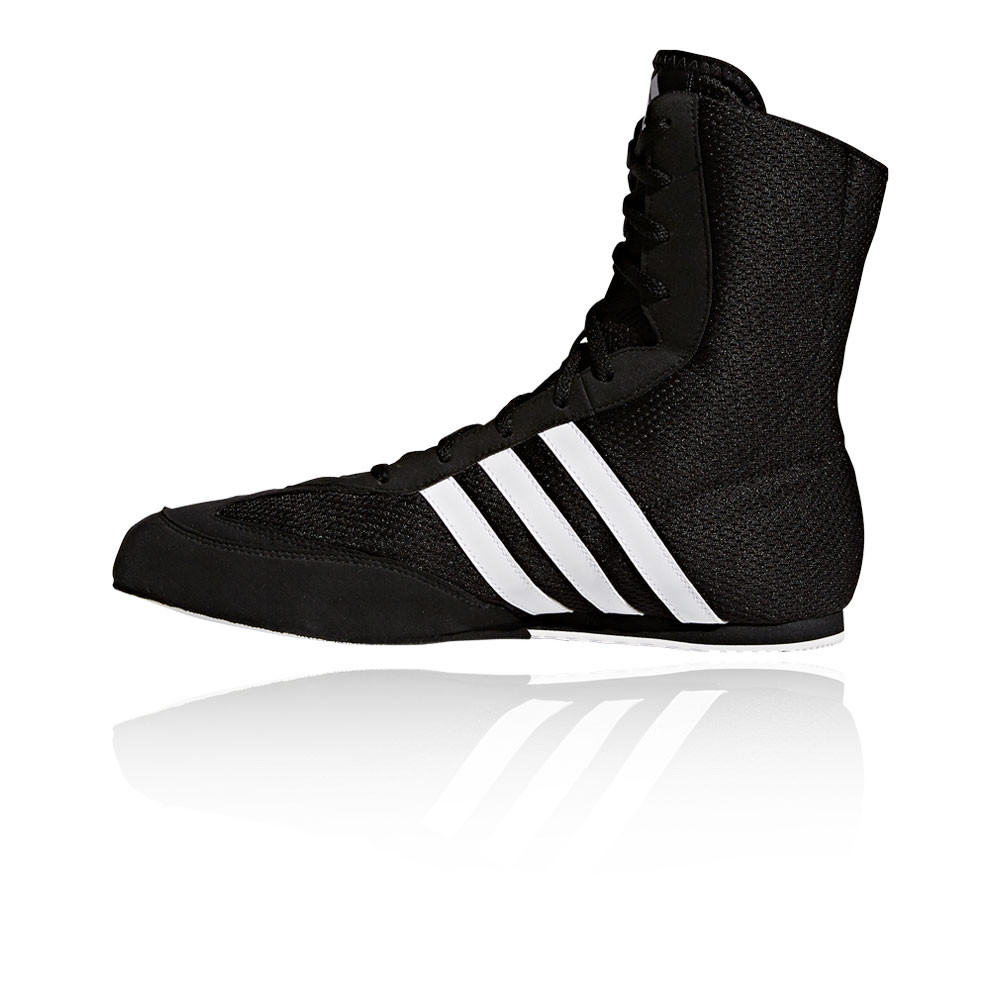 Adidas-Box-Hog-Mens-Black-Boxing-Sports-Shoes-