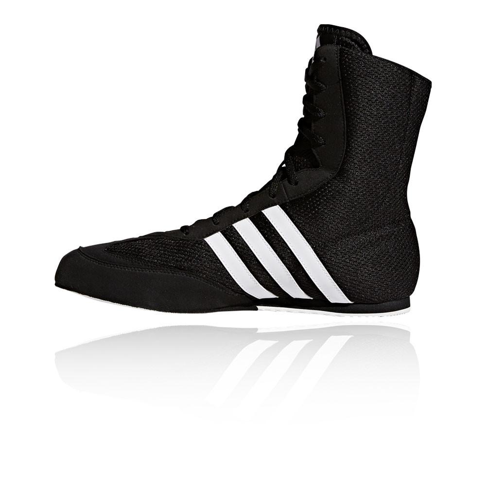 reputable site 4b574 a7f63 Adidas-Box-Hog-Herren-Box-Schuhe-Boxstiefel-Boxschuhe-