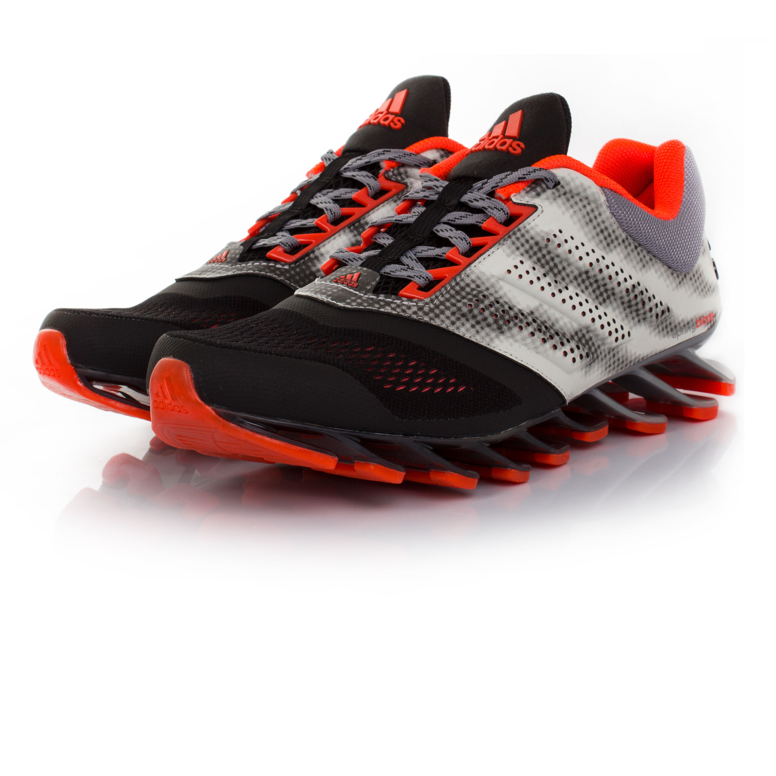 adidas springblade drive 2 herren laufschuhe turnschuhe sport schuhe mehrfarbig. Black Bedroom Furniture Sets. Home Design Ideas
