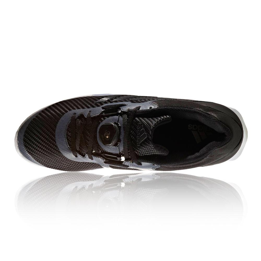 reputable site 8fdb0 aefef Adidas-Leistung-16-II-Uomo-Nero-Scarpe-Sollevamento-