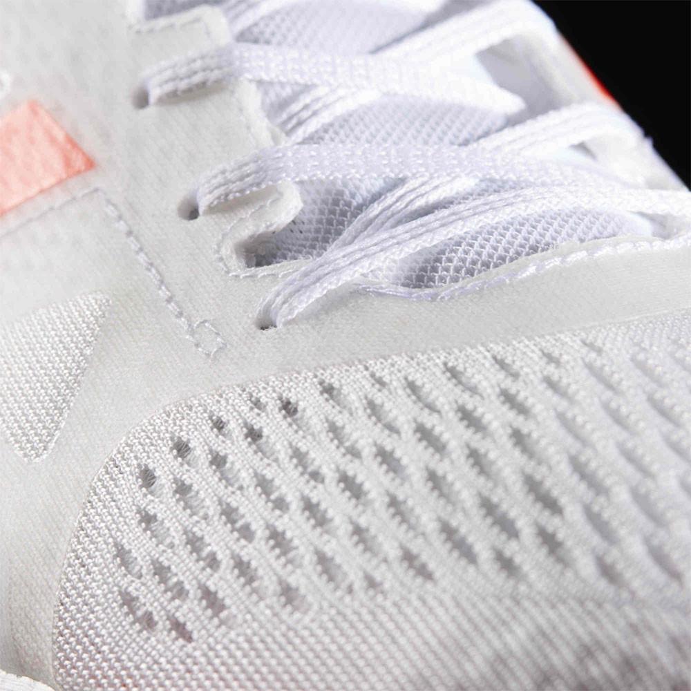 f562a0a5864d Adidas Adizero Middle Distance Mens White Orange Running Track ...
