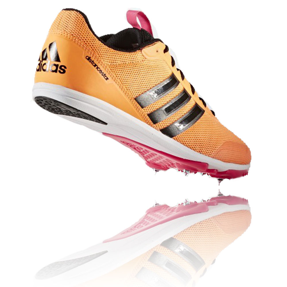 new concept bb4dc 83ddb ... adidas Distancestar femmes chaussures de course à pointes - AW17 ...