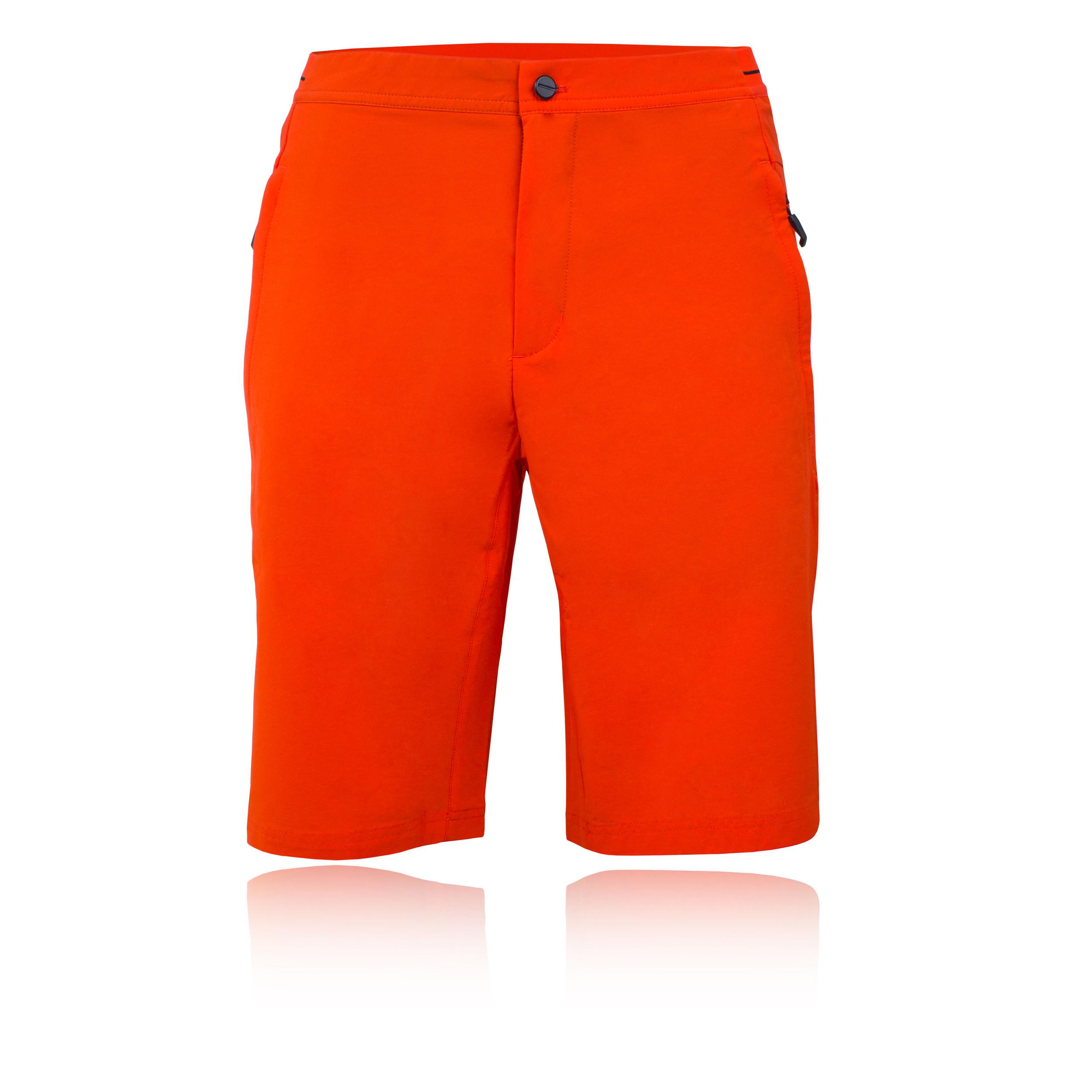 Kurze hose herren orange