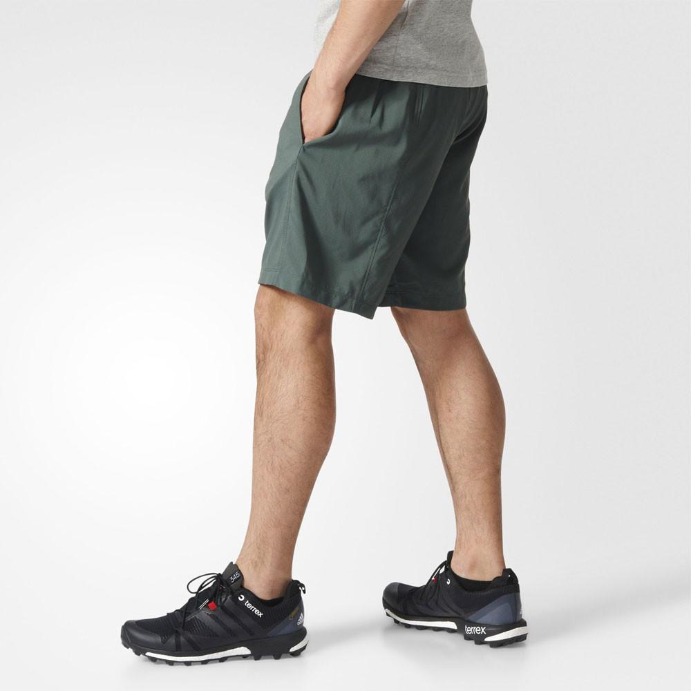 ... Adidas Terrex Mountfly Walking Short - SS17 ...