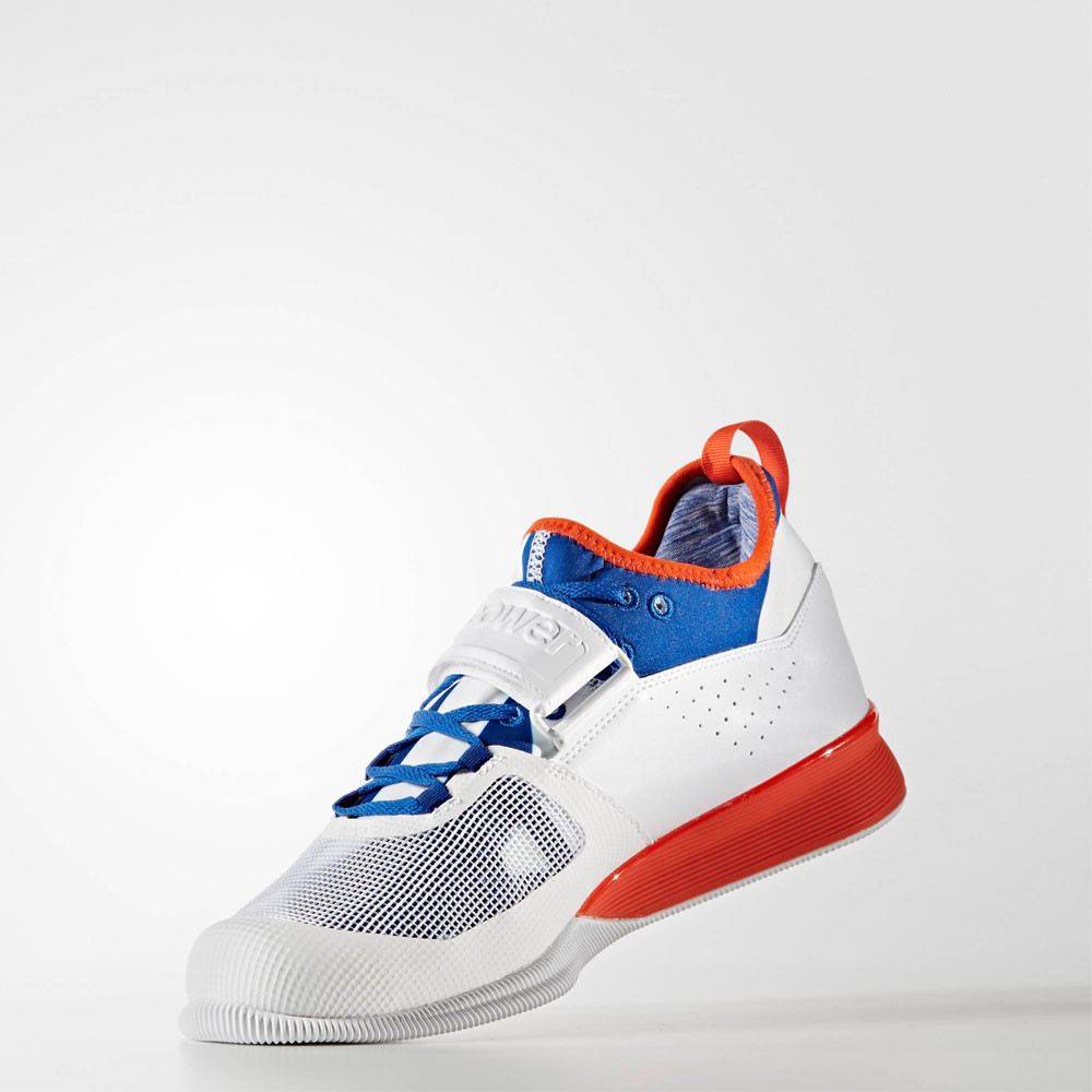the latest 2a644 bd96f ... adidas Crazy Power Weightlifting zapatillas - SS18 ...