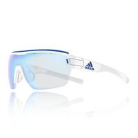 adidas Zonyk Aero Pro S Sunglasses (Shiny White)