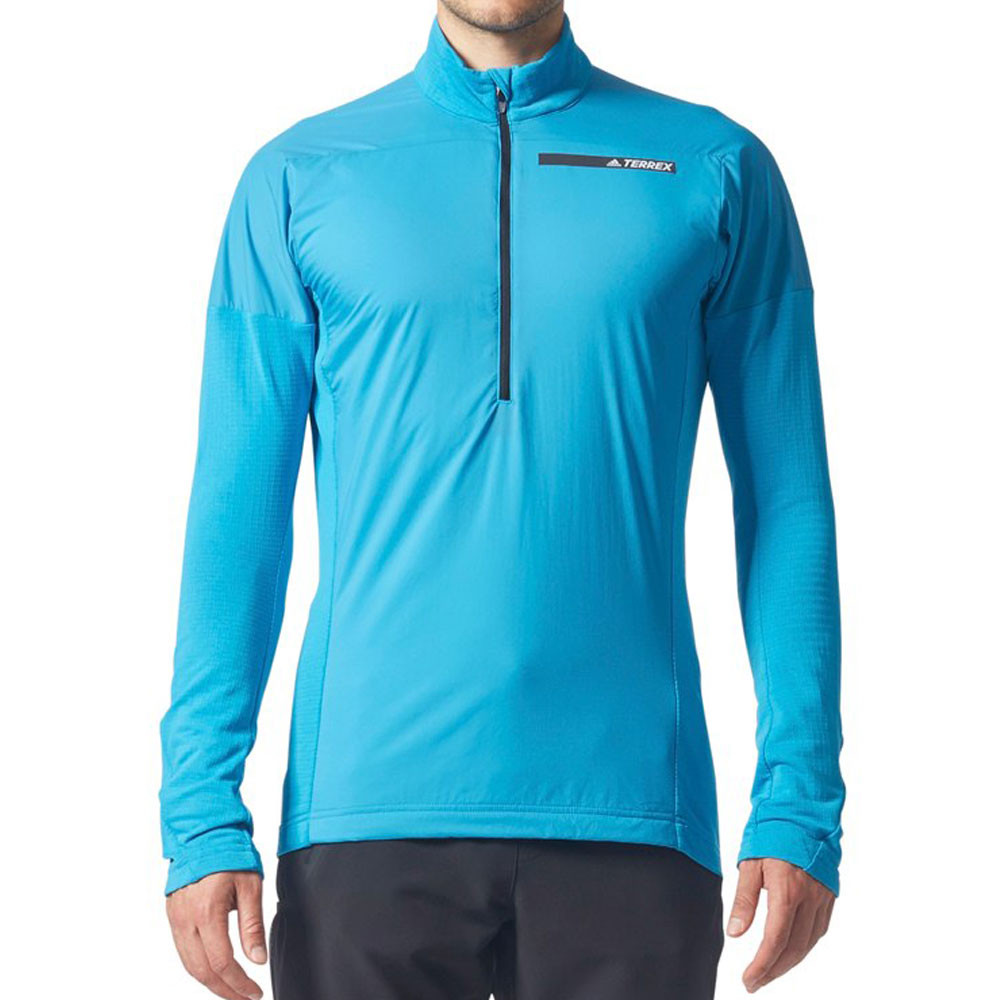 Adidas Terrex Skyclimb Adidas Mens azul media cremallera de de manga 18019 larga Running Sports Top 1ceb326 - sfitness.xyz