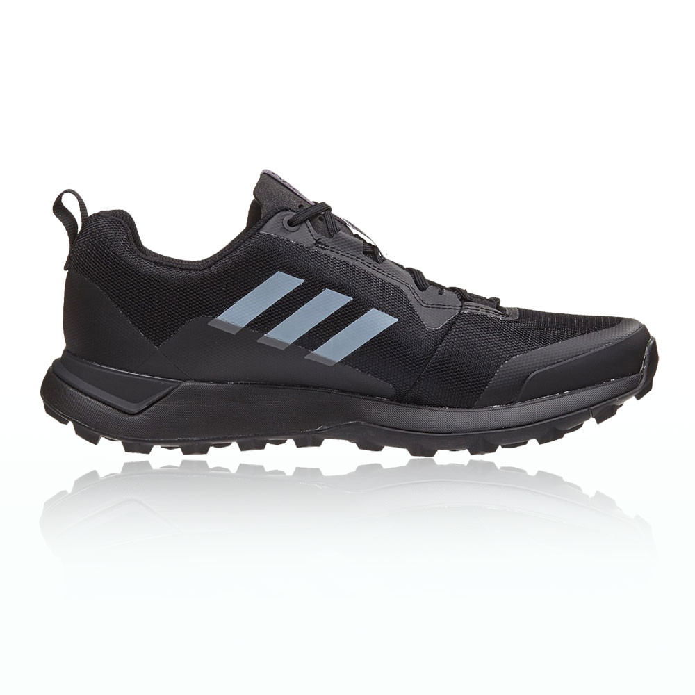 super popular 19983 ae39d Adidas Hombre Negro Terrex CMTK Correr Zapatillas Deportivas Zapatos Calzado